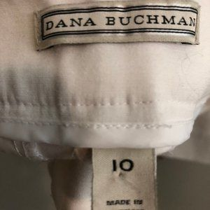 Dana Buchman white slacks size 10
